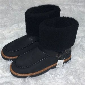 Coach Moto Sherling Boot